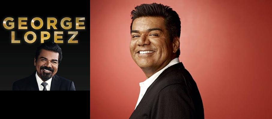 George Lopez at Balboa Theater