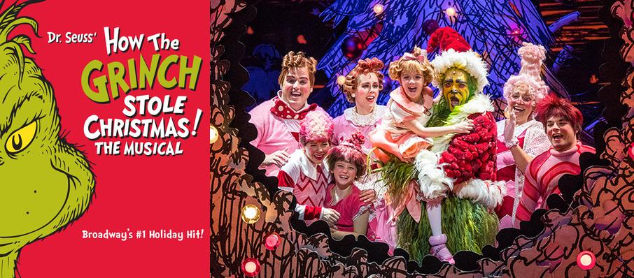 How The Grinch Stole Christmas at Birch North Park Theatre