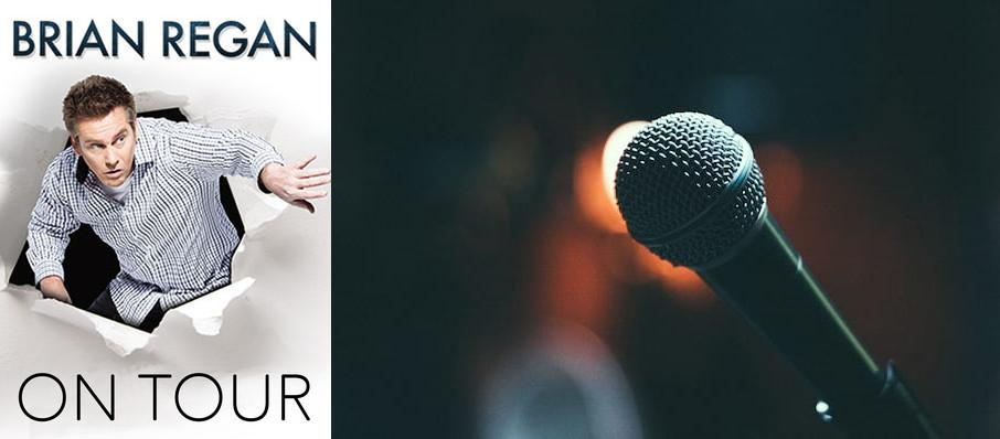 Brian Regan at Balboa Theater