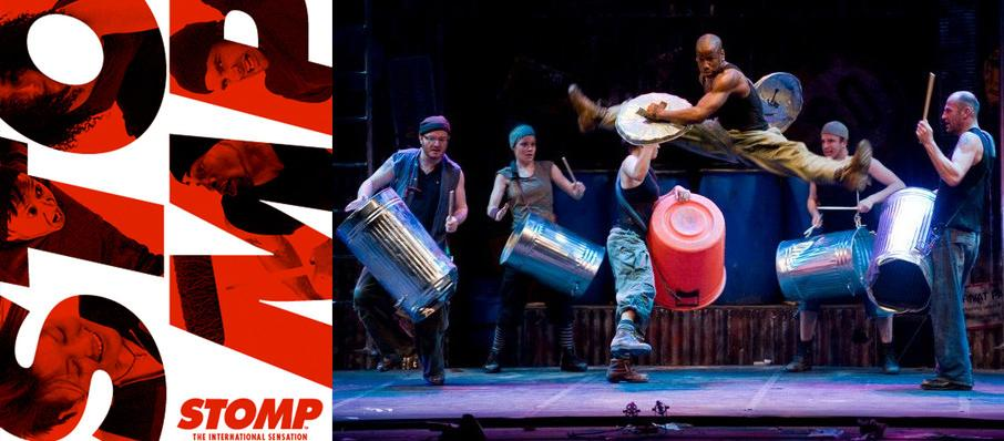 Stomp at Balboa Theater