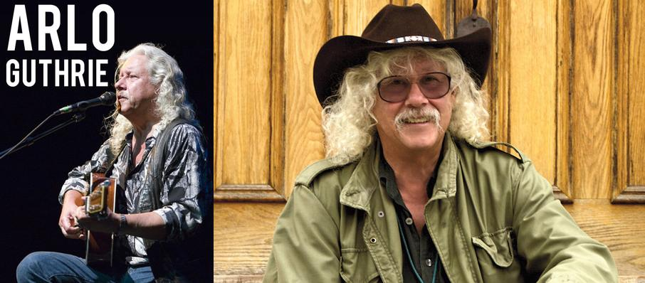Arlo Guthrie at Belly Up Tavern
