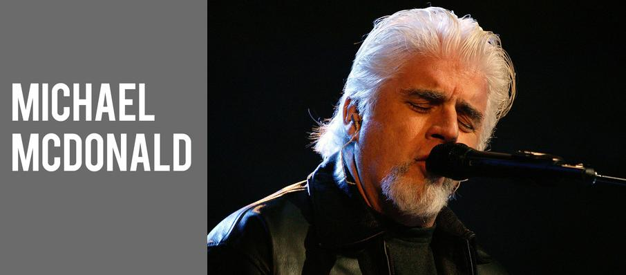 Michael McDonald at Belly Up Tavern