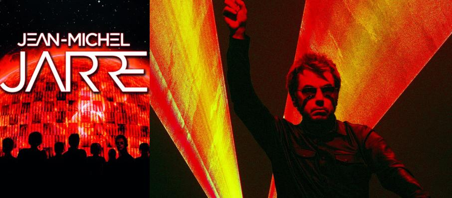 Jean Michel Jarre at Spreckels Theatre