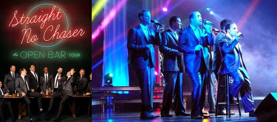 Straight No Chaser at Humphreys Concerts by the Beach