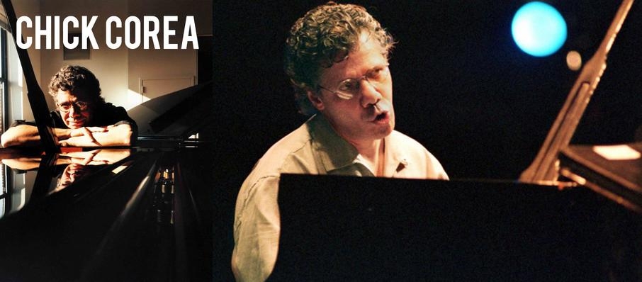 Chick Corea at Jacobs Music Center