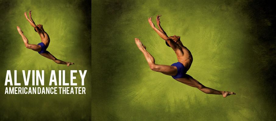 Alvin Ailey American Dance Theater at Jacobs Music Center