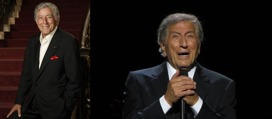 Tony Bennett at San Diego Civic Theatre
