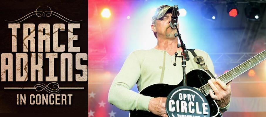 Trace Adkins at Del Mar Fairgrounds