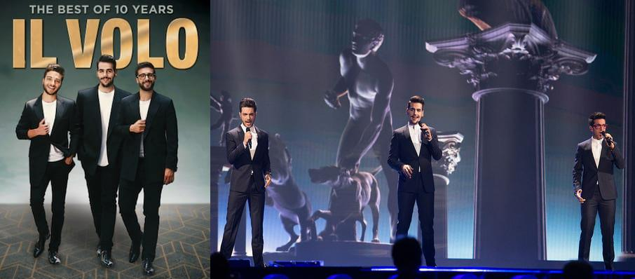 Il Volo at Jacobs Music Center