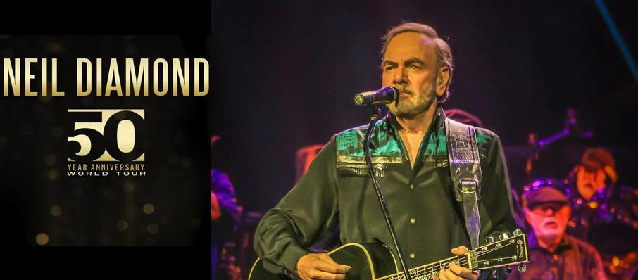Neil Diamond at Valley View Casino Center