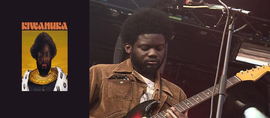 Michael Kiwanuka at Birch North Park Theatre