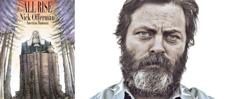 Nick Offerman at Balboa Theater