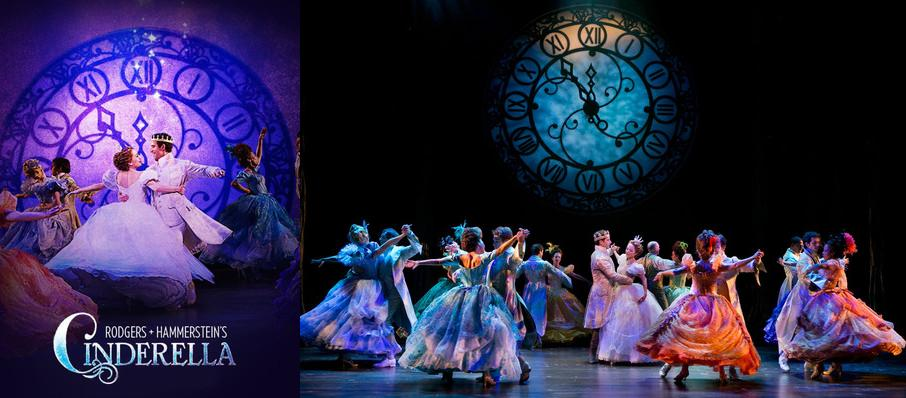 Rodgers and Hammerstein's Cinderella - The Musical at San Diego Civic Theatre