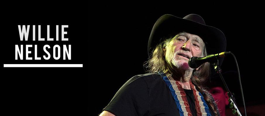 Willie Nelson at Balboa Theater
