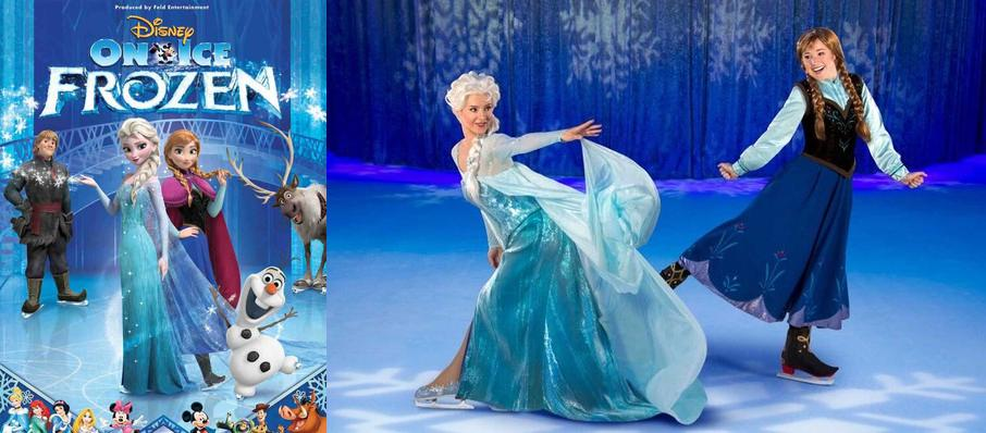 Disney On Ice: Frozen at Valley View Casino Center