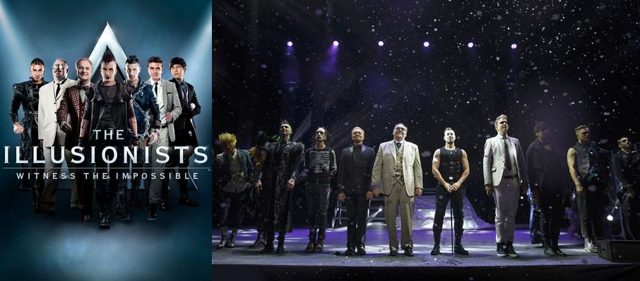 The Illusionists at San Diego Civic Theatre