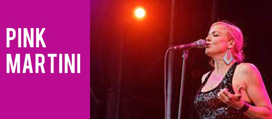 Pink Martini at Humphreys Concerts by the Beach