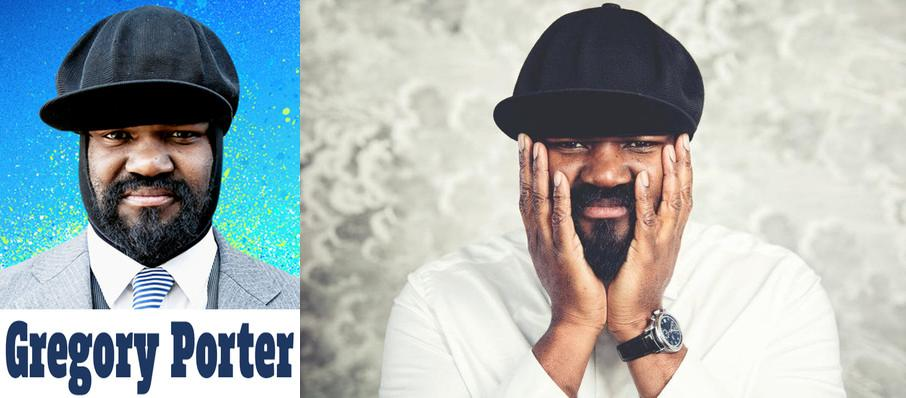 Gregory Porter at Balboa Theater
