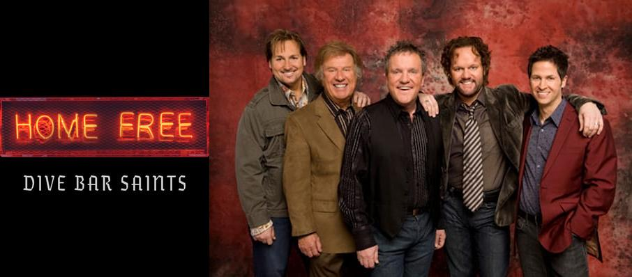 Home Free Vocal Band at Humphreys Concerts by the Beach