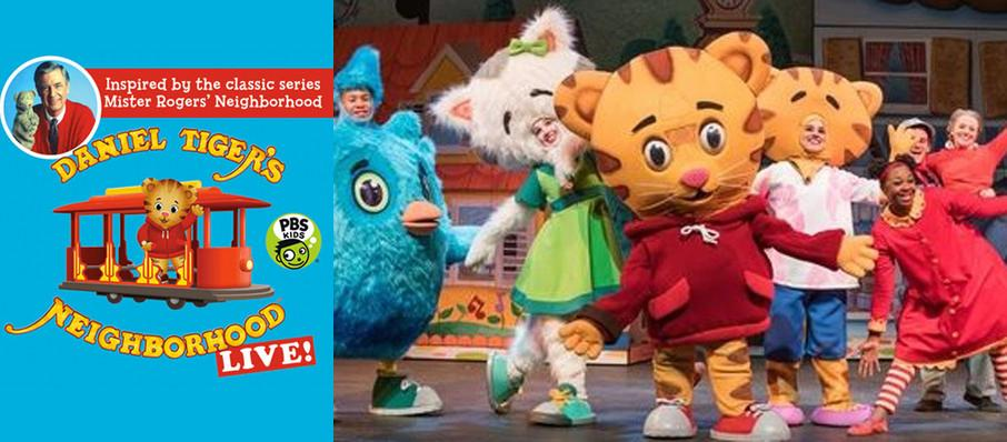 Daniel Tiger's Neighborhood at Balboa Theater
