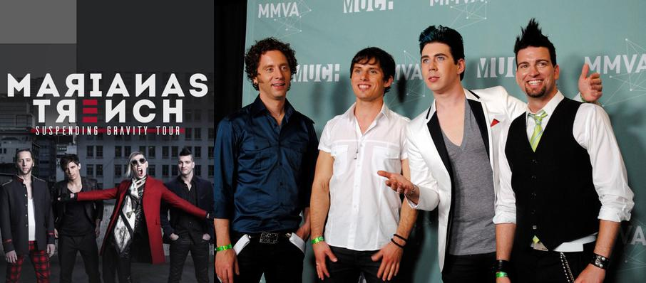 Marianas Trench at House of Blues
