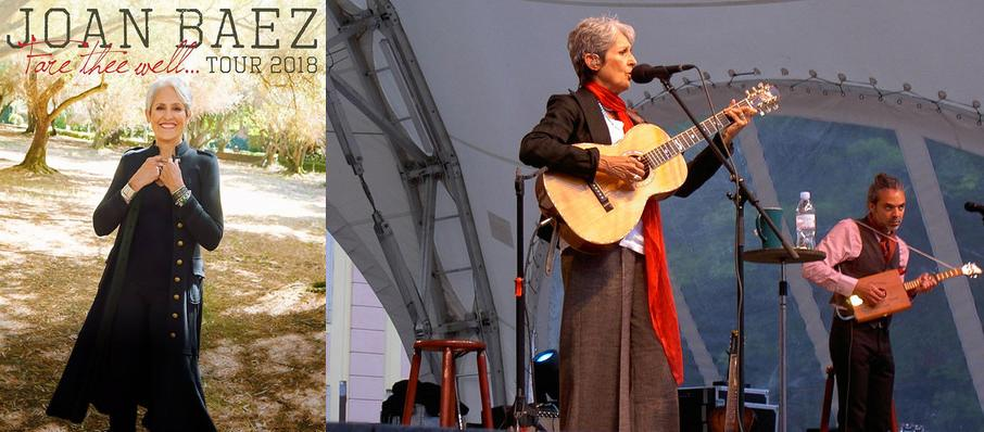 Joan Baez at Humphreys Concerts by the Beach