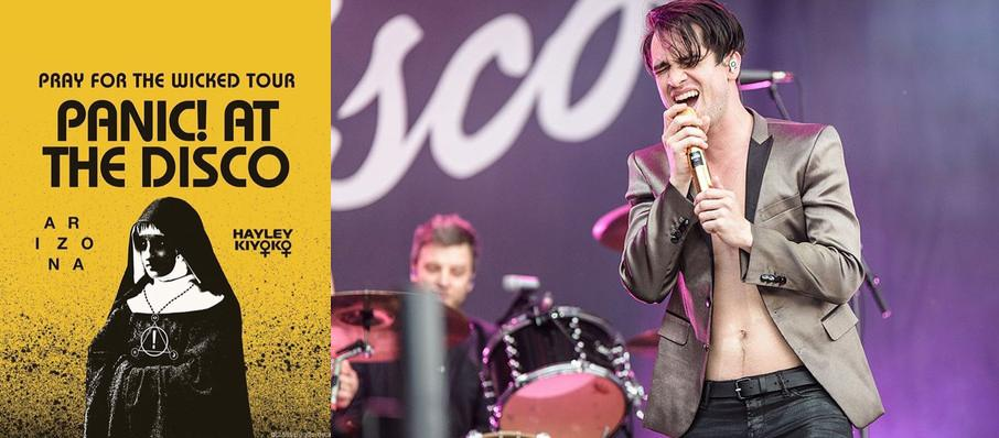 Panic! at the Disco at Valley View Casino Center
