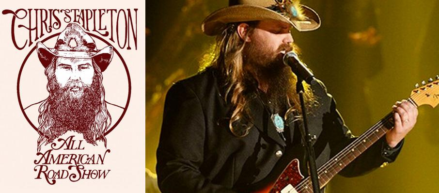 Chris Stapleton at Mattress Firm Amphitheatre