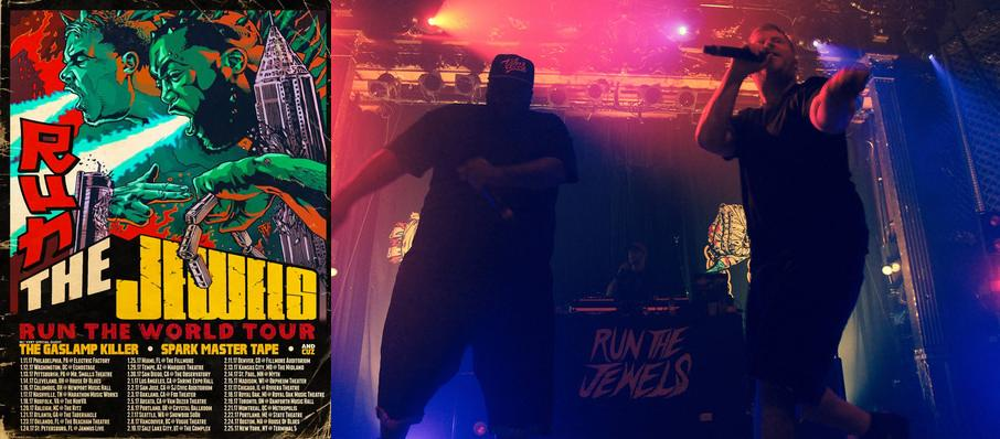 Run The Jewels at Birch North Park Theatre
