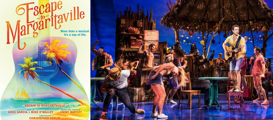 Escape to Margaritaville at Mandell Weiss Theater