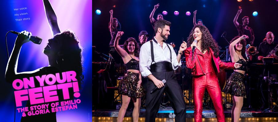 On Your Feet! at San Diego Civic Theatre
