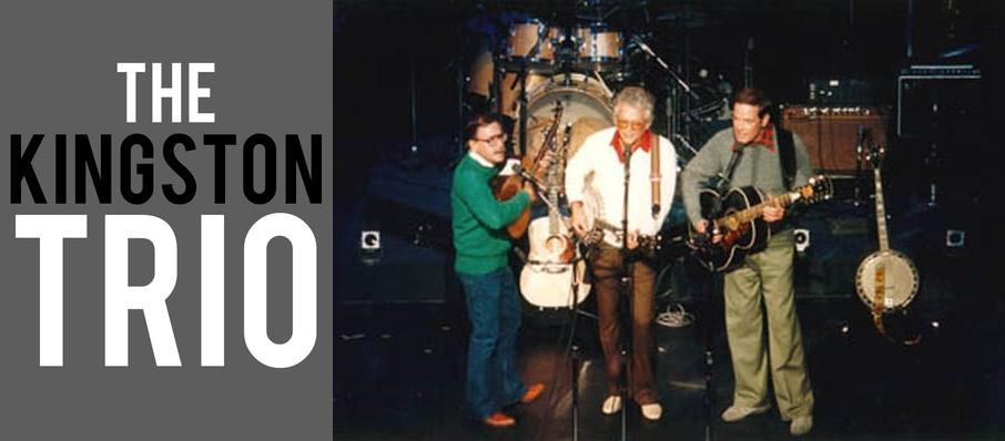 The Kingston Trio at Balboa Theater
