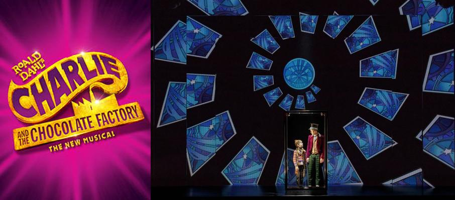Charlie and the Chocolate Factory at San Diego Civic Theatre