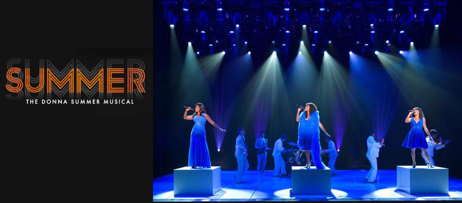 Summer: The Donna Summer Musical at Mandell Weiss Theater