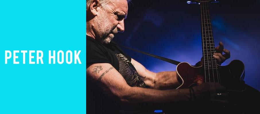 Peter Hook at House of Blues