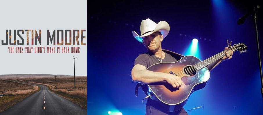 Justin Moore at Del Mar Fairgrounds