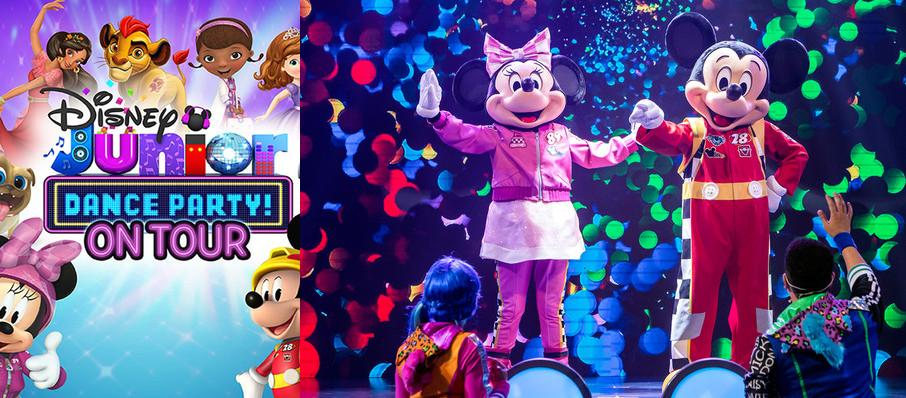 Disney Junior Live: Dance Party at Spreckels Theatre