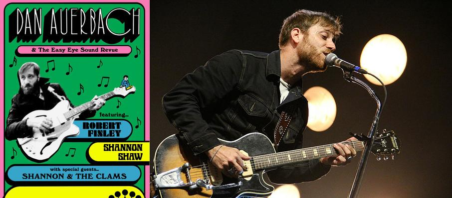 Dan Auerbach at Birch North Park Theatre