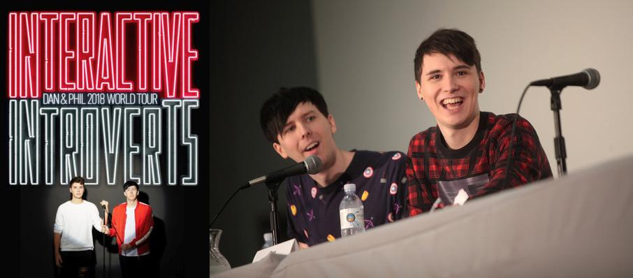 Dan and Phil at San Diego Civic Theatre