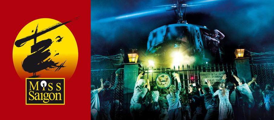 Miss Saigon at San Diego Civic Theatre