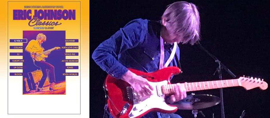 Eric Johnson at House of Blues