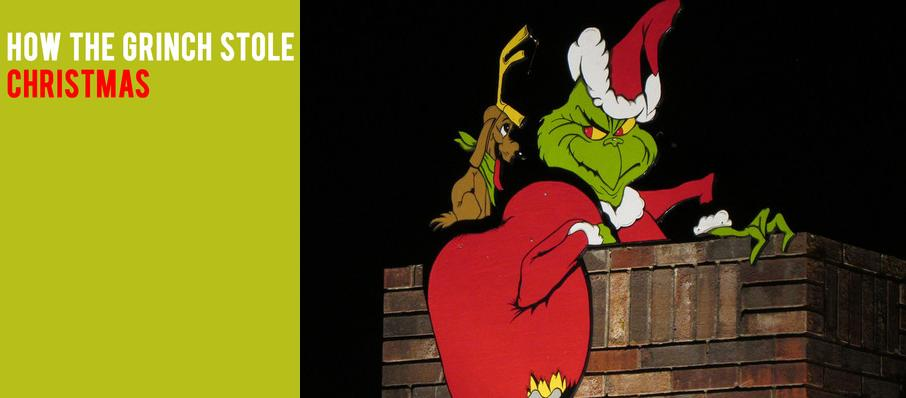 How The Grinch Stole Christmas at Old Globe Theater