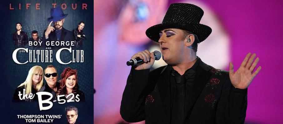 Boy George and Culture Club at San Diego Open Air Theatre