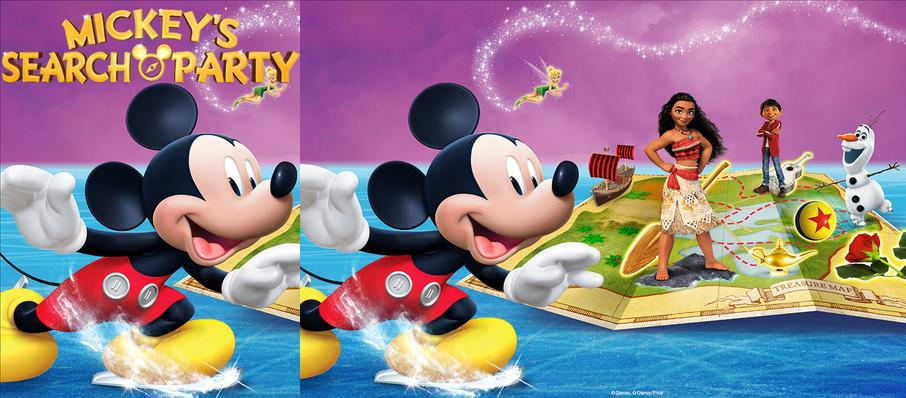 Disney on Ice: Mickey's Search Party at Pechanga Arena