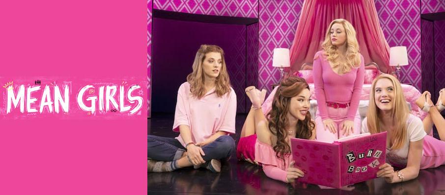 Mean Girls at San Diego Civic Theatre