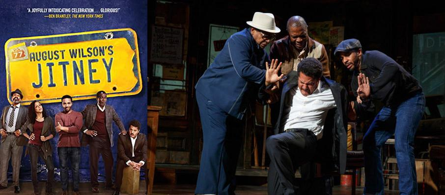 Jitney at Old Globe Theater