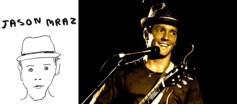 Jason Mraz at Spreckels Theatre