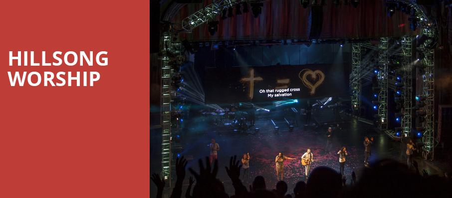 Hillsong Worship, Cal Coast Credit Union Open Air Theatre, San Diego