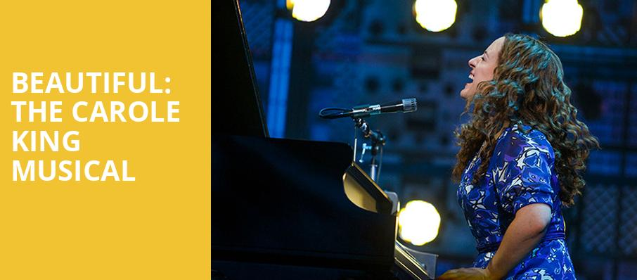 Beautiful The Carole King Musical, San Diego Civic Theatre, San Diego