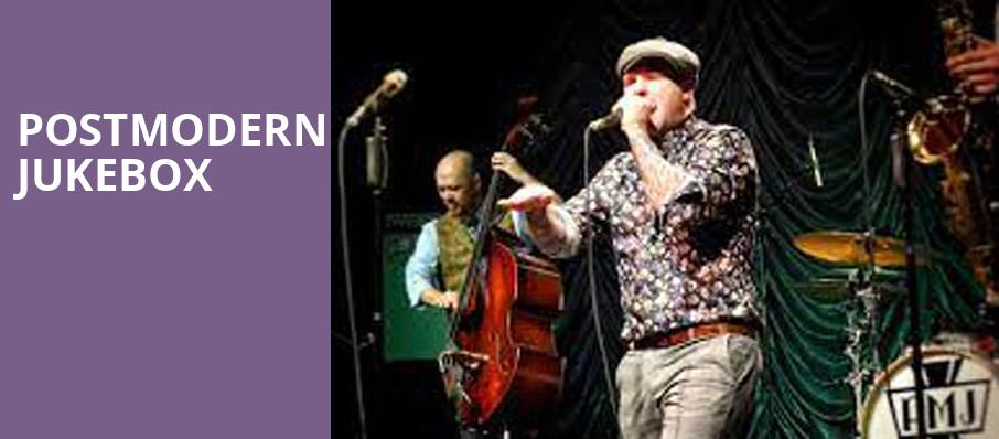 Postmodern Jukebox, Humphreys Concerts by the Beach, San Diego